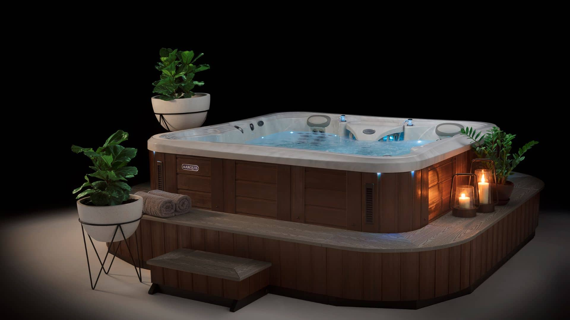 Before Buying a Hot Tub